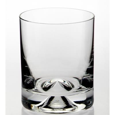 Picture of DIMPLE BASE WHISKY GLASS