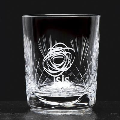 Picture of HEAVY CUT CRYSTAL GLASS TUMBLER