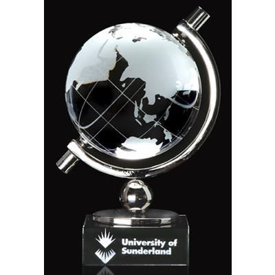 Picture of 80MM ROTATING GLOBE AWARD