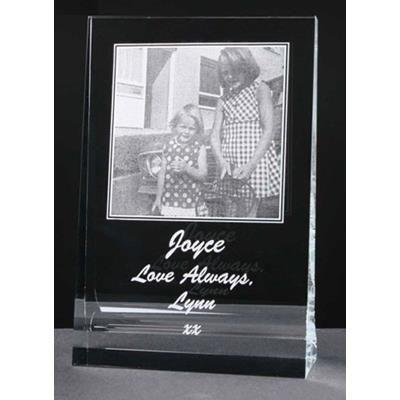 Picture of PORTRAIT RECTANGULAR MEDIUM WEDGE FRAME in Satin Lined Box