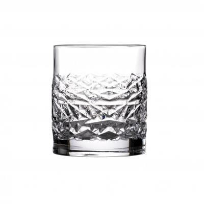 Picture of MIXOLOGY TEXTURES DOUBLE OLD FASHIONED TUMBLER 38CL