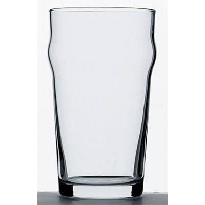 Picture of STACKABLE HALF PINT BEER GLASS
