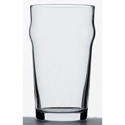 Picture of STACKABLE PINT BEER GLASS