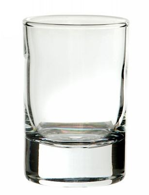 Picture of ROUND SHOT TOT GLASS