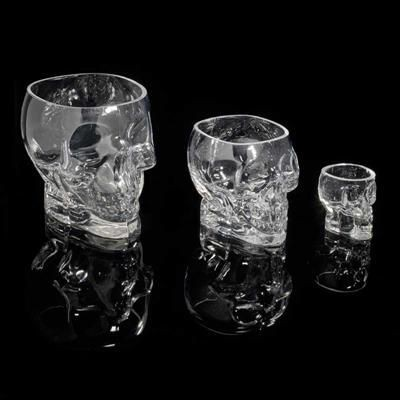 Picture of SKULL SHAPE DRINK BOWL