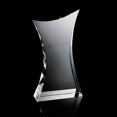 Picture of LARGE CURVE BODY CRYSTAL AWARD