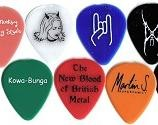 Picture of PLECTRUM GUITAR MUSIC PICK