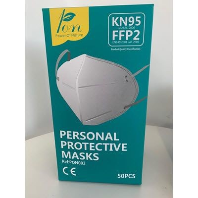 Picture of KN95 PP2 FACE MASK