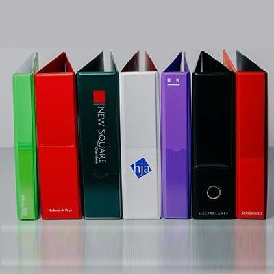 Picture of D-RING BINDER