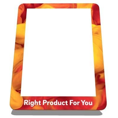 Picture of MELAMINE DRY WIPE BOARD