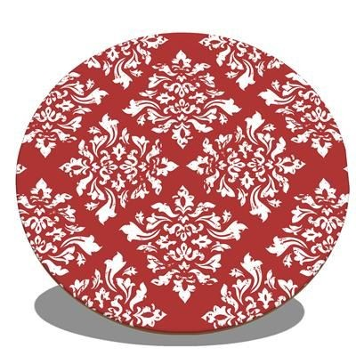 Picture of MELAMINE ROUND TABLE PLACE MAT