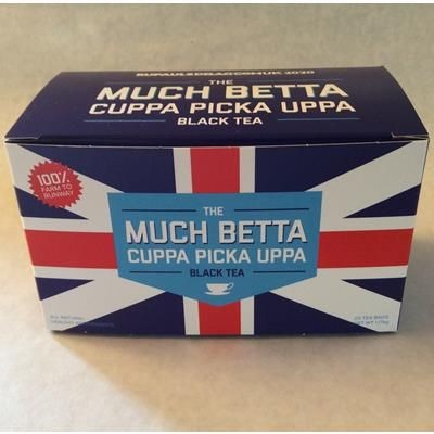 Picture of PERSONALISED TEA CARTON