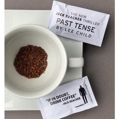 Picture of INSTANT COFFEE in Personalised Sachet