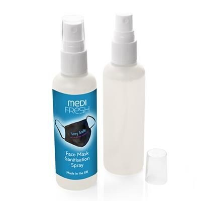 Picture of FACE MASK SANITISER SPRAY 100ML