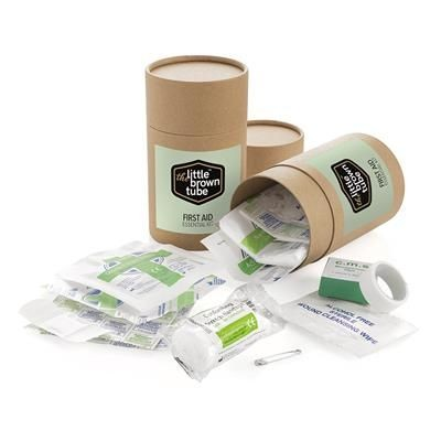 Picture of THE LITTLE BROWN TUBE FIRST AID KIT