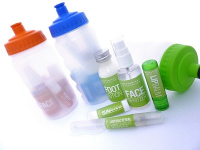 Picture of OUTDOOR DRINK WATER BOTTLE SET