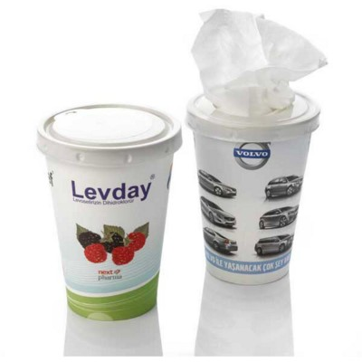 Picture of DRINK CUP STYLE TISSUE BOX