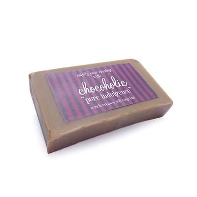 Picture of NATURAL CHOCOLATE SOAP, 100G