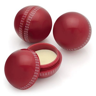 Picture of CRICKET BALL SHAPE LIP BALM