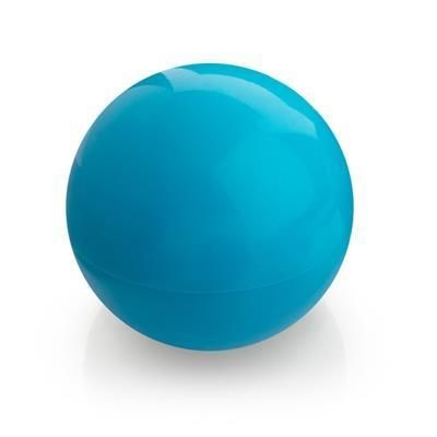 Picture of LIP BALM BALL in Cyan