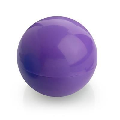 Picture of LIP BALM BALL in Purple