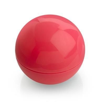 Picture of RED BALL SHAPE LIP BALM