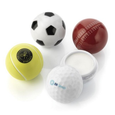 Picture of GOLF BALL SUN CUBE BLOCK in White