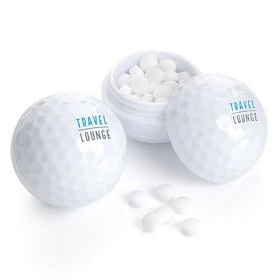 Picture of GOLF BALL MINTS in White