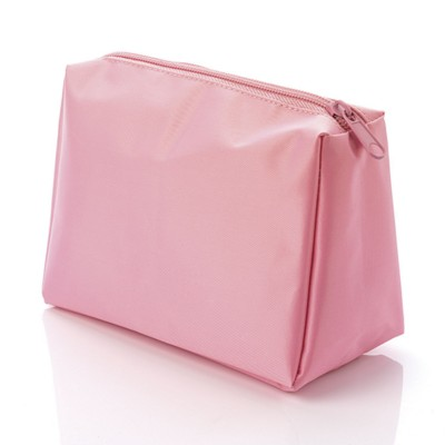 Picture of NYLON TOILETRY WASH BAG in Pink
