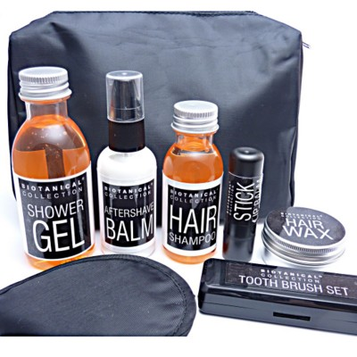 Picture of 7PC TOILETRY TRAVEL BAG GIFT SET
