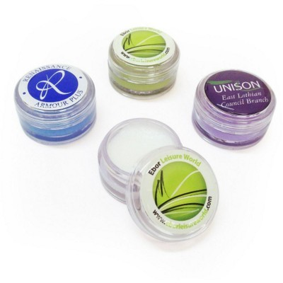 Picture of LIP BALM JAR with Domed Label Lid