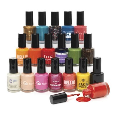 Picture of NEUTRAL NAIL POLISH in a Bottle, 10Ml