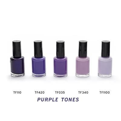 Picture of PURPLE NAIL POLISH in a Bottle, 10Ml