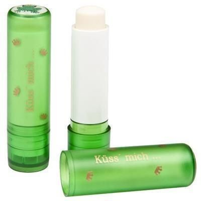 Picture of LIP BALM STICK with Domed Label in Pale Green