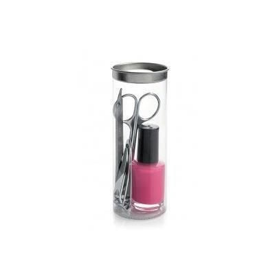 Picture of 4PC MANICURE SET INCLUDING a NAIL POLISH in a Tube