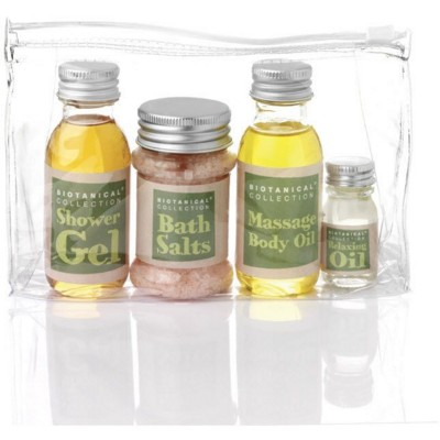 Picture of NATURAL TOILETRY GIFT SET in Bag