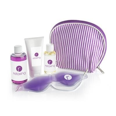 Picture of LAVENDER RELAXING SET in Bag