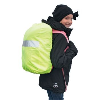 Picture of REFLECTIVE BACKPACK RUCKSACK RAIN COVER