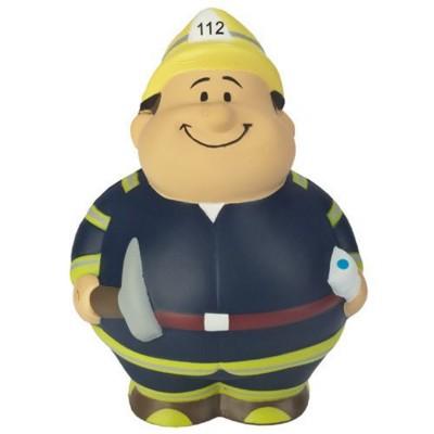 FIREMAN BERT SQUEEZIES STRESS ITEM