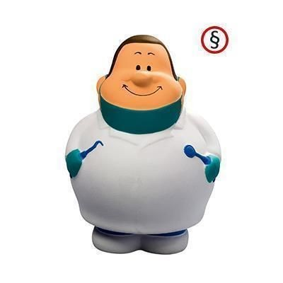 Picture of DENTIST BERT SQUEEZIES STRESS ITEM