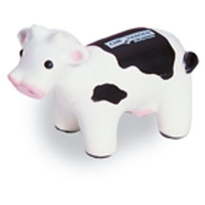 COW SQUEEZIES STRESS ITEM in Black & White