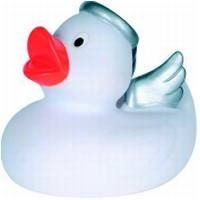 Picture of ANGEL RUBBER DUCK in White