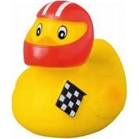 Picture of FORMULA ONE RUBBER DUCK in Yellow