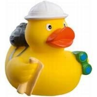 Picture of GLOBETROTTER RUBBER DUCK in Yellow