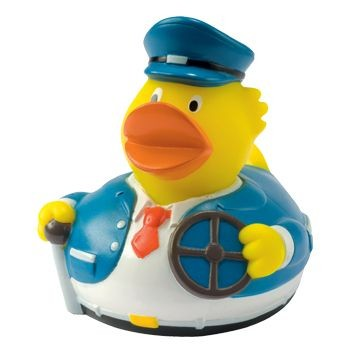 Picture of BUS DRIVER DUCK
