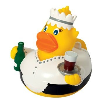 Picture of WAITRESS DUCK