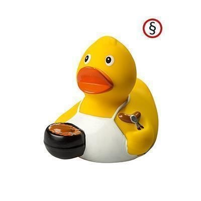 Picture of BARBECUE BBQ RUBBER DUCK