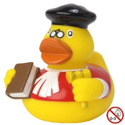Picture of KARLSRUHE CITYDUCK PLASTIC DUCK