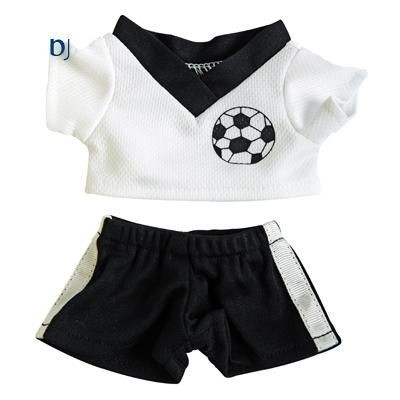 Picture of FOOTBALL KIT FOR PLUSH TOY
