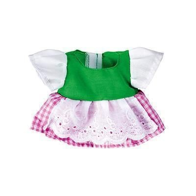 Picture of OKTOBERFEST LADY DRESS FOR PLUSH ANIMAL